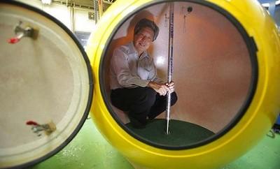 Noa, la capsule anti-tsunami