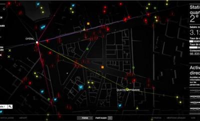 Votre quartier tracké par les données — illustration WatchDogs