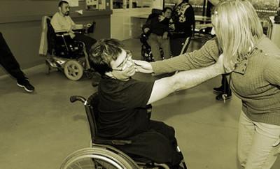 Self-défense & handicap — appel à professeurs
