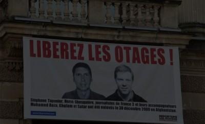 Escapologie & histoires d'otages