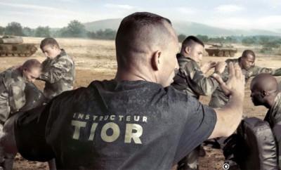 Les méthodes de combat à mains nues dans l'Armée Française