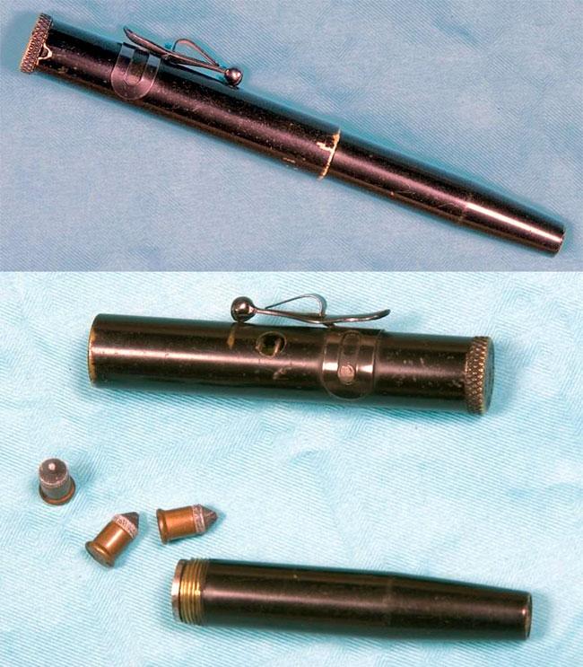 stylo-pistolet