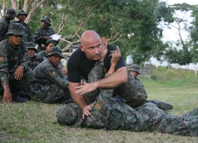 Eric Laulagnet (SAF training)