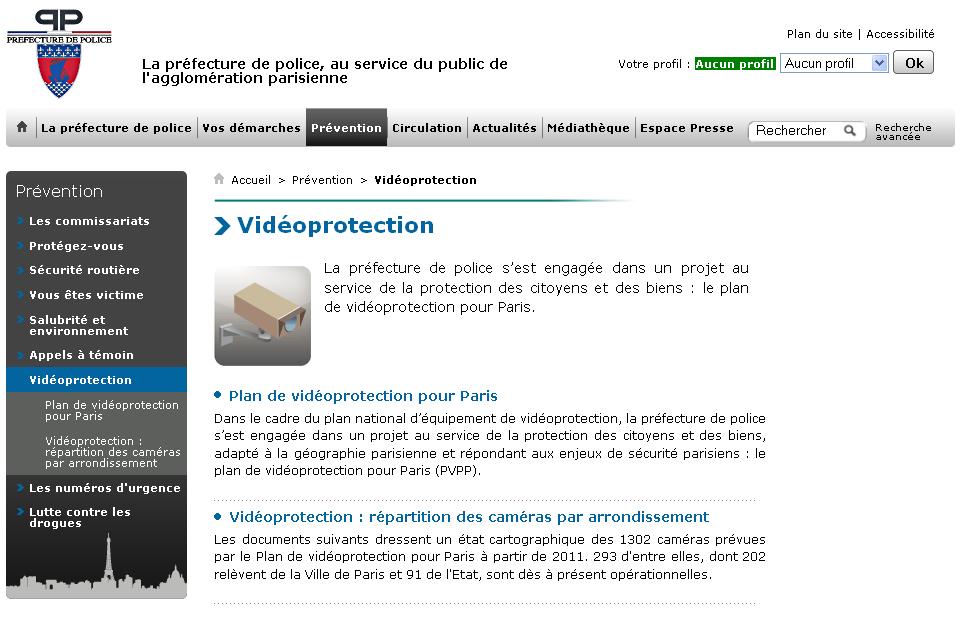 Vid oprotection paris o tes vous film s protegor - Prefecture de police porte de clignancourt ...