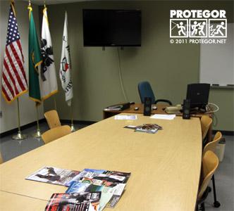 Briefing Room (Bellevue P.D.)