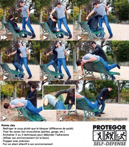 Self-defense illustrée (3)