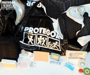 Mon dernier FAK (first aid kit) de sport