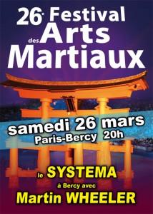 Bercy c'est samedi