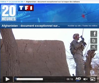 Mini-cours de TCCC sur TF1 ? :-S