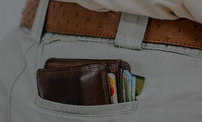 Vol de portefeuille