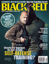 Contact shooting, les armes à feu en self-défense