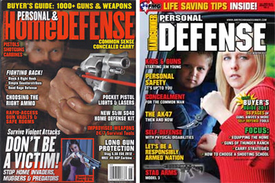 La self-défense en explosion aux USA