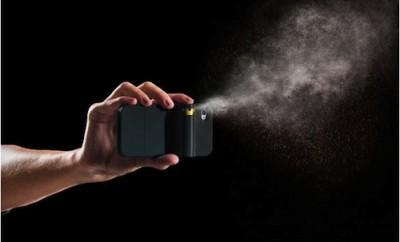 Spraytect, un nouveau spray OC pour iPhone