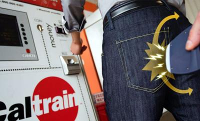 Jeans RFID-blocking approuvé par Norton anti-virus