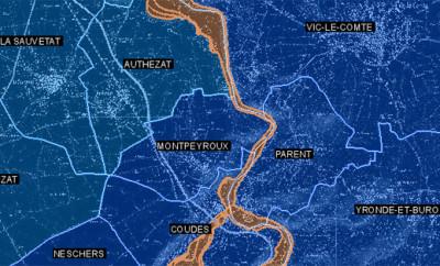 Cartorisques ou connaître les zones innondables
