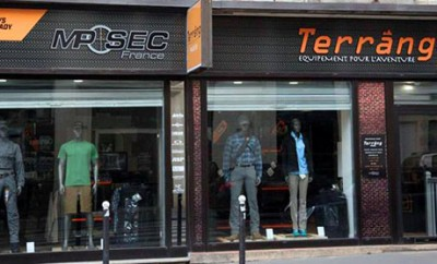 Nouveau magasin Terräng à Paris (15e)