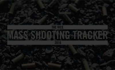 Mass shooting tracker