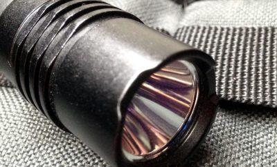 ProTac 1L 1AA, une lampe tactique avec des piles AA ou CR123, au choix !