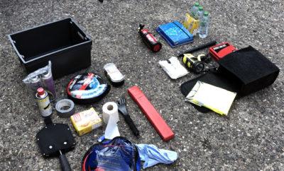 EVK – Emergency Vehicle Kit ou Kit Véhicule d'Urgence