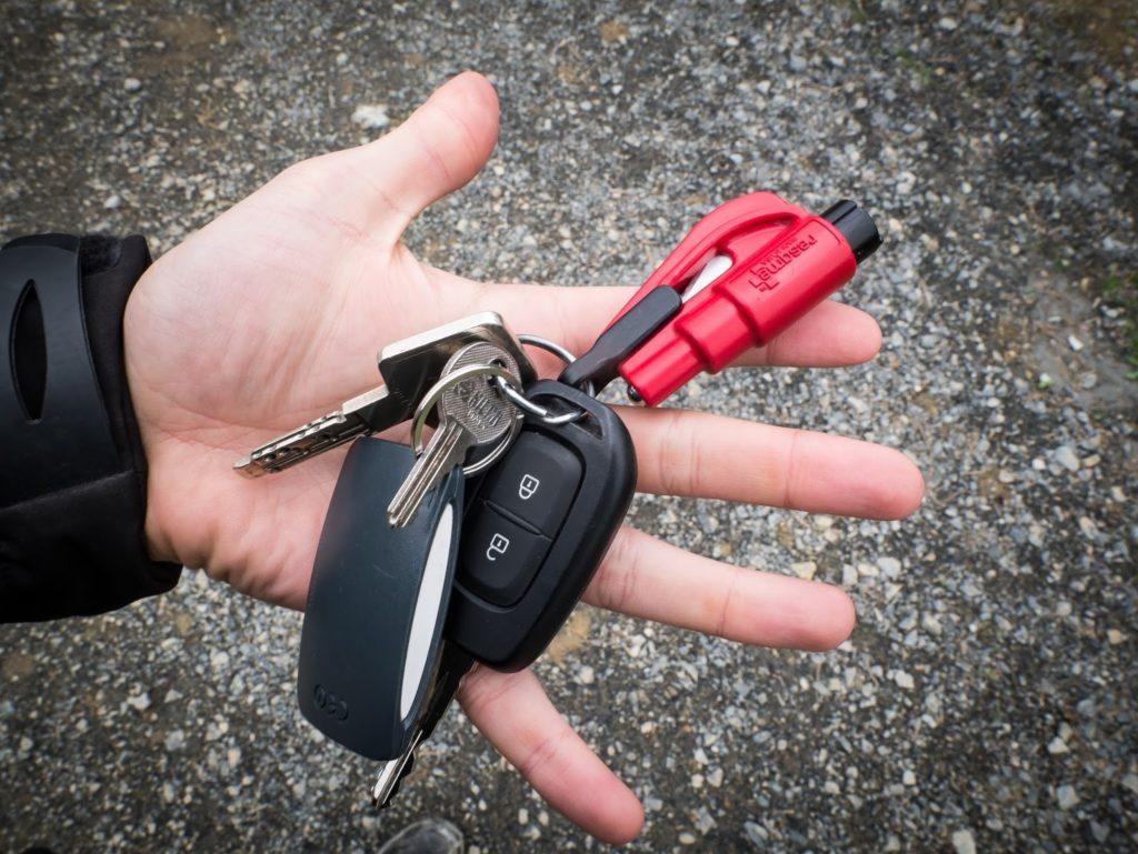Porte-clés Resq-Me(rescue-me)