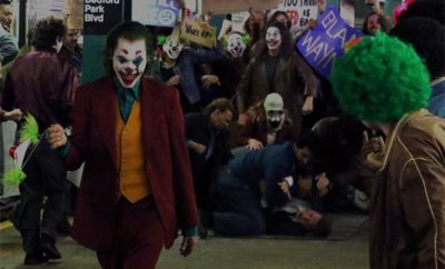 Joker et l'émeute de clowns - ah ah ah