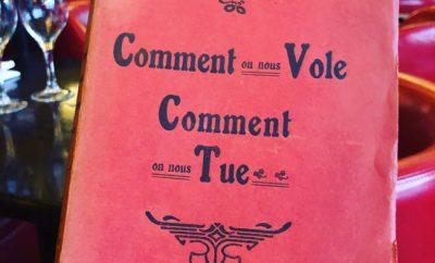 Comment on nous vole, comment on nous tue ? livre de Eugène Villiod 1909