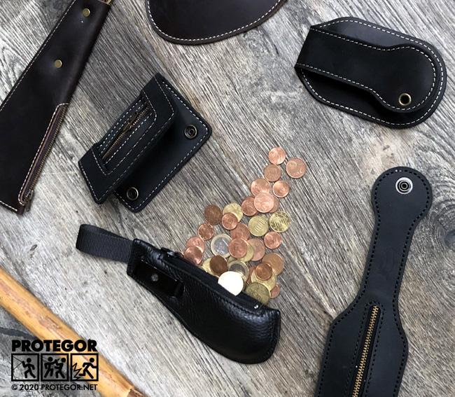 Coin sap, edc wallet, wallet bags, coin purse, coin pouch cosh