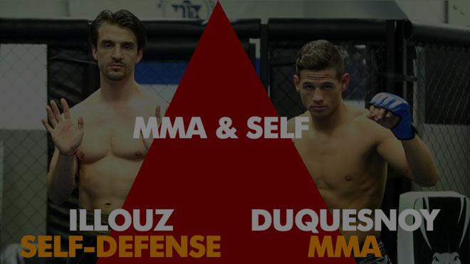 MMA & self-défense