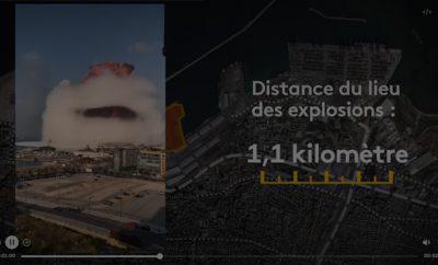 Explosion en pleine ville – Beyrouth 2020, quels réflexes de survie ?