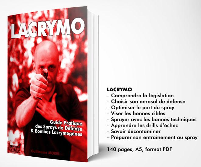 Lacrymo, guide pratique de sprays de défense & bombes lacrymogènes